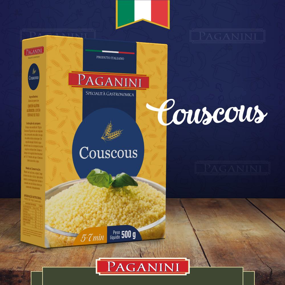 Couscous Paganini