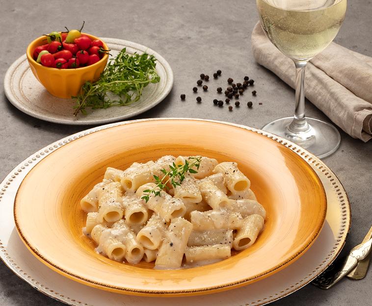 A culinária italiana