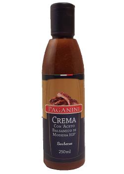 Crema com Aceto Balsâmico di Modena IGP Barbecue