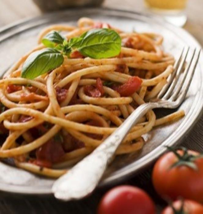 Spaghetti com Tomate